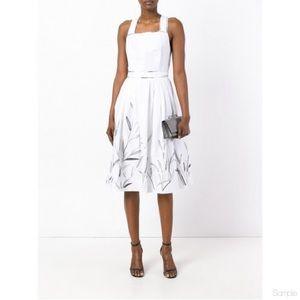 Blumarine Leaf Dress Resort 2017 Fashion Show